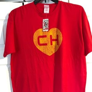 Chespirito, El Chapulin Colorado, Red T-shirt XL
